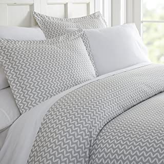 Hotel Collection Ieh-Duv-Bls-K-LB Home Collection Blossom 3 Piece Duvet Cover Set Twin IEH-DUV-PUF-TW-LG