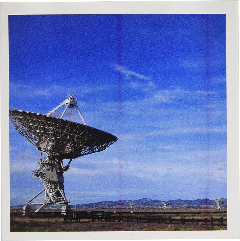 3dRosa National Radio-Observatorium, New Mexiko – US32 cha0059 – – – Chuck Haney – Grußkarten, 6 by Foto, 6 Stück (GC 92600 _ 1) B07BF3T9PT | Schönes Aussehen  5be574