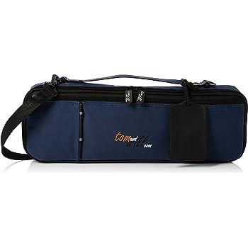 Tomandwill 33FCC-640 - Funda para flauta travesera, color azul: Amazon.es: Instrumentos musicales
