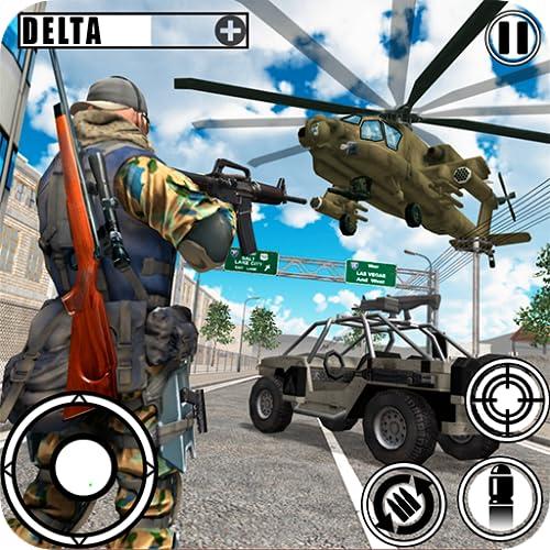 Delta Force Critical Strike