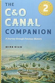日本市場で強力 C&O運河コンパニオン:ポトマックの歴史を巡る旅