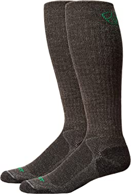 Over the Calf Hiker Wool Sock