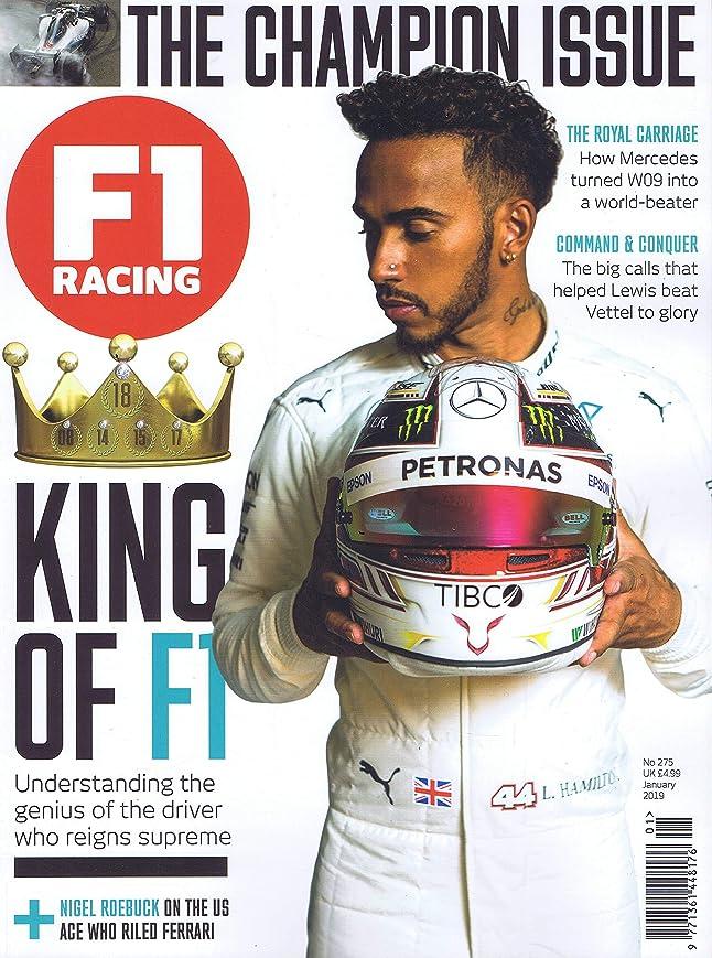 リンス層はげF1 Racing [UK] January 2019 (単号)