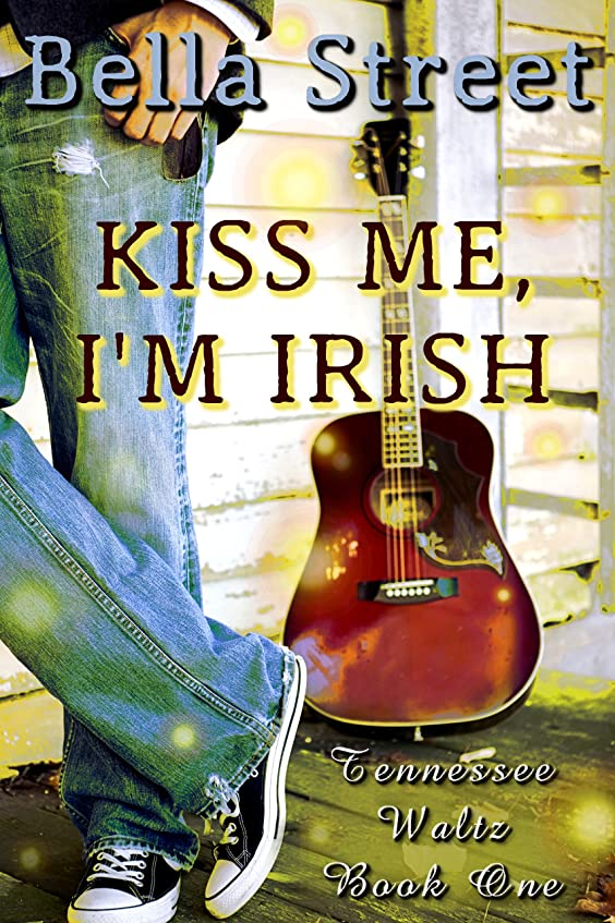 分離環境に優しいりKiss Me, I'm Irish (Tennessee Waltz Book 1) (English Edition)