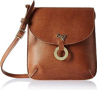 Baggit Women's Cosmetic Bag (Mustard) (Unitsnits 1)