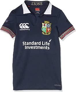 Canterbury 2016-2017 British Irish Lions Rugby Pro Training Jersey (Peacot) - Kids