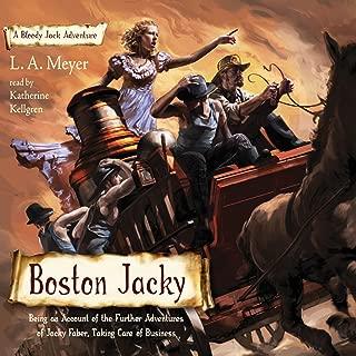 Boston Jacky: Bloody Jack, Book 11