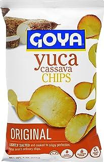 Goya Yuca Cassava Chips, 4 oz