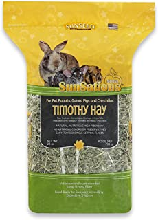 SunSeed SunSations Timothy Hay for Small Animals 28 oz