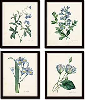 large botanical prints