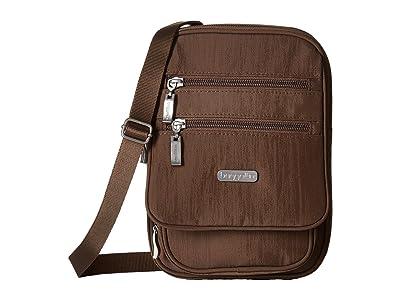 Baggallini Legacy Journey Crossbody (Portobello) Cross Body Handbags