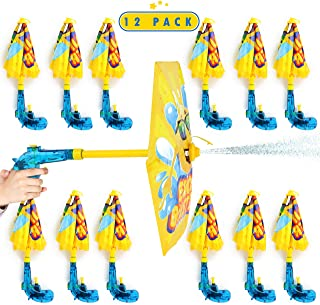 Toyrifik Emoji Umbrella Water Guns - Water Soaker Blaster Toy Gun Party Favors for Pool and Beach Parties for Adults and Children - 1 Dozen