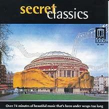 Part, A.: Cantus in Memoriam Benjamin Britten / Allegri, G.: Miserere / Webern, A.: Langsamer Satz (Secret Classics)