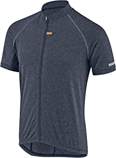 Men's Manchester Breathable, Moisture Wicking, Short Sleeve Full Zip Cycling Jersey