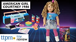 """American Girl 18"""" Doll Courtney Moore Meet Outfit Hot Pink Tights ONLY"""