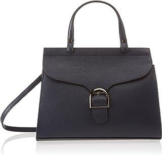 (Blu (Blue)) - Chicca Borse Women's 8836 Shoulder Bag