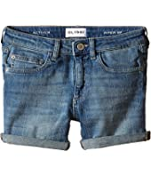 DL1961 Kids - Piper Denim Cuffed Shorts in Granola (Big Kids)