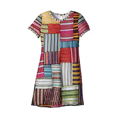 Missoni Kids Mini Miss Patchwork Dress (Big Kids) (Multi) Girl
