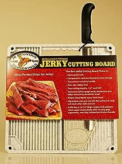 HI Mountain's Ultimate Jerky Cutting Board & Jerky Knife