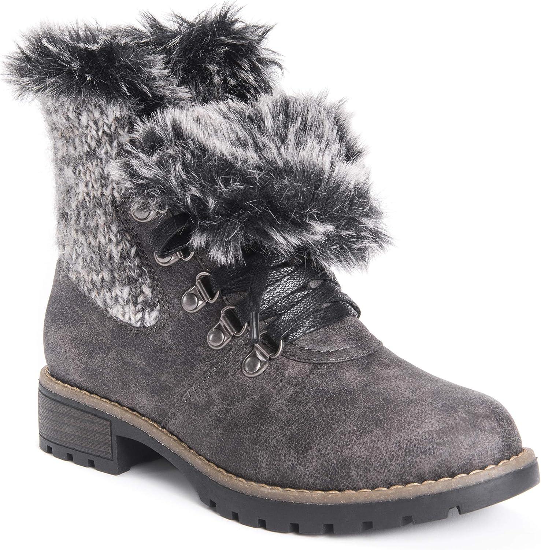 MUK LUKS Womens Women's Verna Boots Fashion Boot