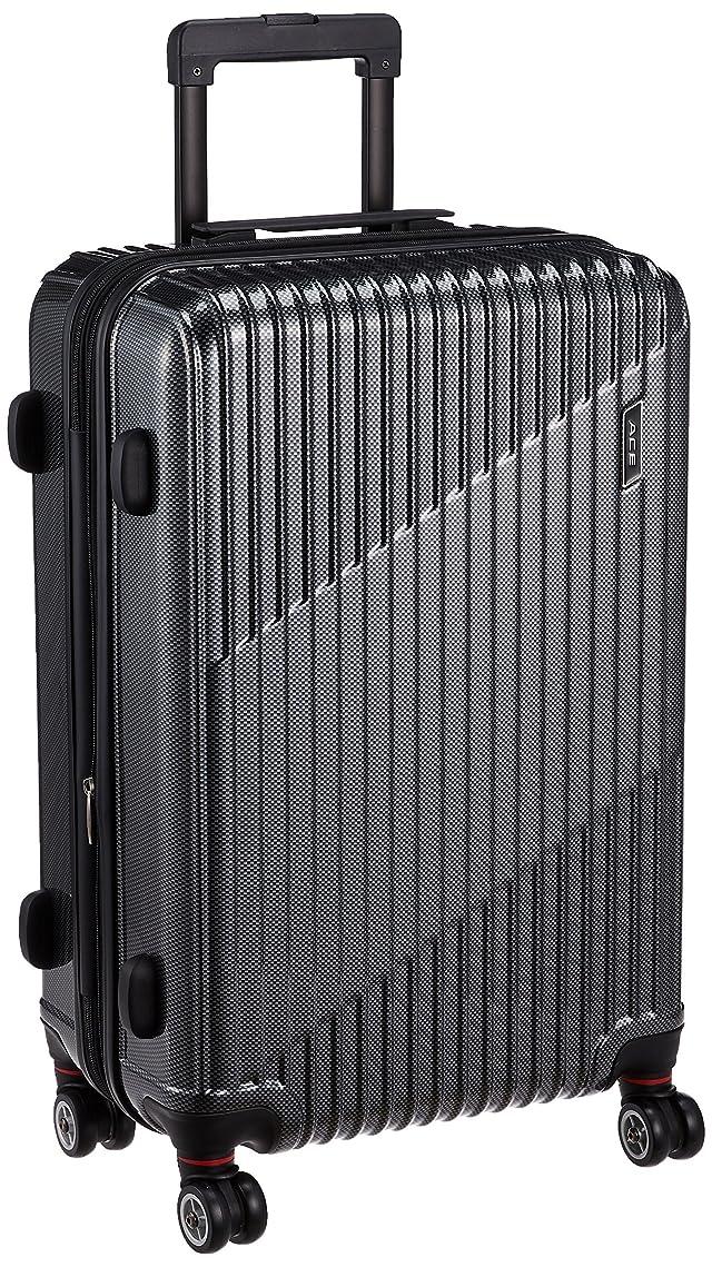 香ばしいコンパイル静かな[エース] スーツケース クレスタ エキスパンド機能付 06317  70L