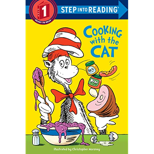Cooking With the Cat (The Cat in the Hat: Step Into Reading, Step 1)