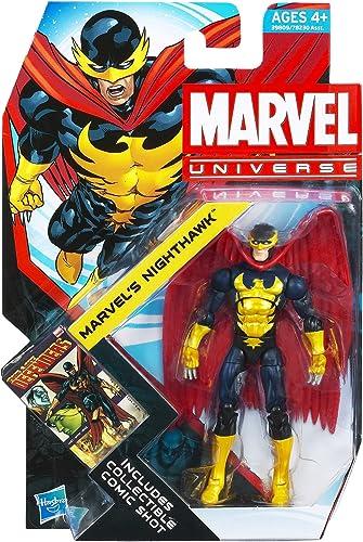 Marvel Universe 3.75 gure Marvel 's Nighthawk