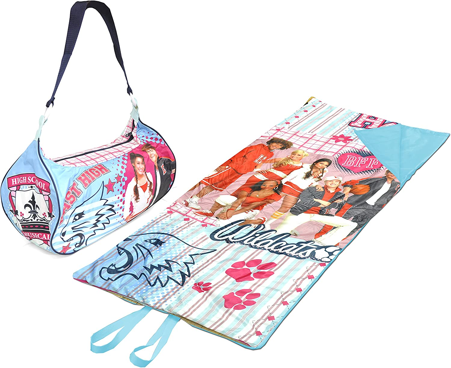 Disney TK313321 High School Musical Slumber Tote