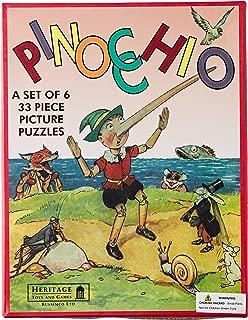 Best vintage pinocchio puzzle Reviews