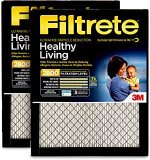 filtrete micro particle reduction