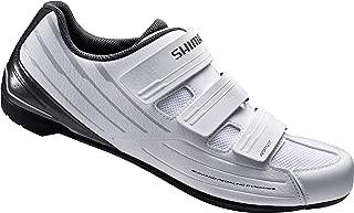 Shimano RP2W SPD-SL Women's Shoes, Black, Size 43 EUR, 10.4 US.