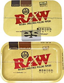 RAW Magnetic Small Tray Cover with Small RAW Tray Bundle