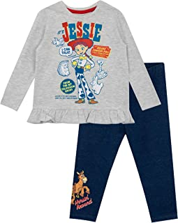 Disney Camiseta y Leggings para niñas Toy Story