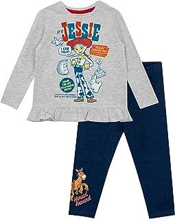 Girls' Toy Story Top & Leggings Set