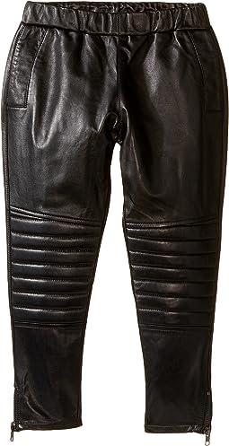 Leather Harem Pants (Infant/Toddler/Little Kids)