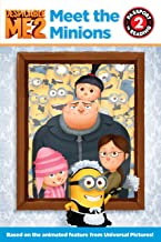 Despicable Me 2: Meet the Minions: Level 2 (Passport to Reading Level 2)