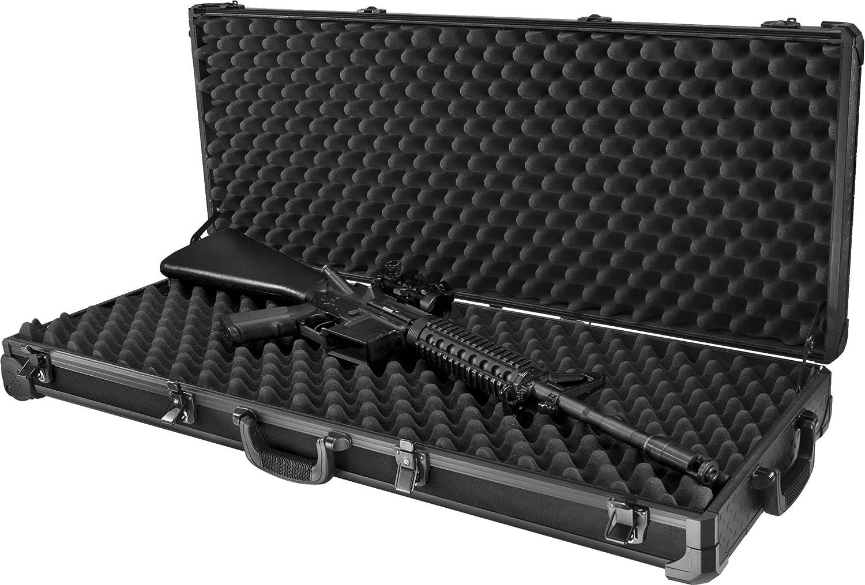 BARSKA BH11950 AX-100 Loaded Gear Hard Case, Large, Black