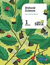 Natural science. 1 Primary. Más Savia. Pupil's Book. Madrid