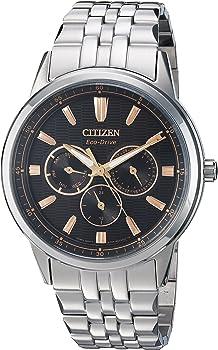 Citizen Eco Drive Japanese Quartz Corso Men's Watch