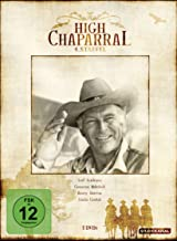 The High Chaparral Season 4  The High Chaparral - Season Four  NON-USA FORMAT, PAL, Reg.2 Germany