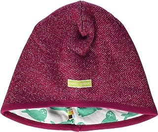 loud + proud Mütze in Melangestrick aus Bio Baumwolle, GOTS Zertifiziert Cappellopello Bambina