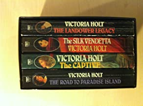 A Victoria Holt Quartet: The Silk Vendetta, The Captive, The Landower Legacy, The Road to Paradise Island