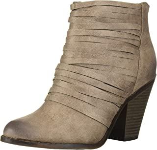 Fergalicious Women's WHIPPY Ankle Boot, Doe, 9.5 M M US