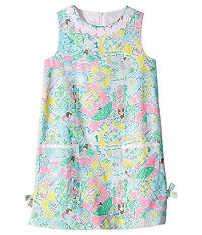 Lilly Pulitzer Kids Little Lilly Classic Dress (Toddler/Little Kids/Big Kids) (Multi Pop Up in the Beginning) Girl