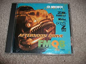 FMQB CD AIRCHECK VOLUME 15 APRIL 1995 AFTERNOON DRIVE