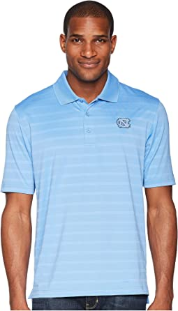 North Carolina Tar Heels Textured Solid Polo