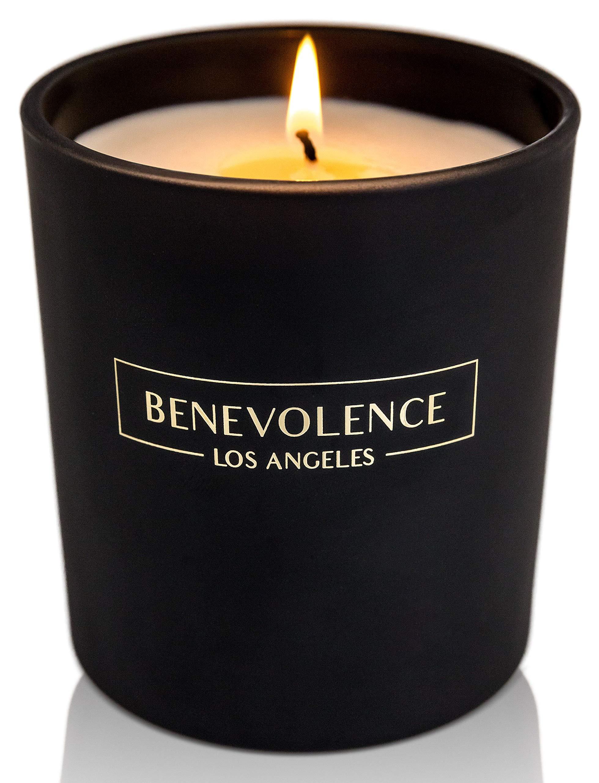 Scented Candles Fragrance Bergamot Aromatherapy