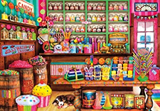 Buffalo Games - Sweet Shop - 2000 Piece Jigsaw Puzzle