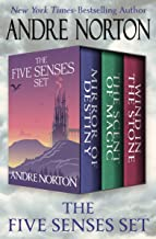 The Five Senses Set: Mirror of Destiny, The Scent of Magic, and Wind in the Stone