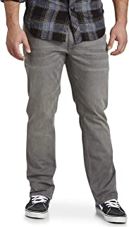 True Nation by DXL Big and Tall Athletic-Fit Jeans